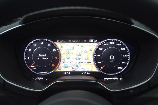 Audi Rs6 Inside >> Inside Audi's digital interior