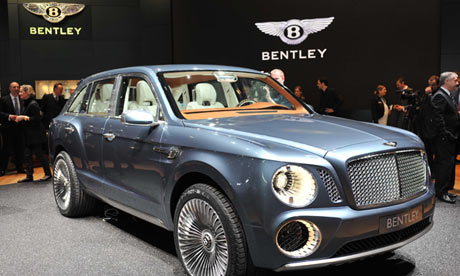 200mph for the bentley suv blog signature car hire