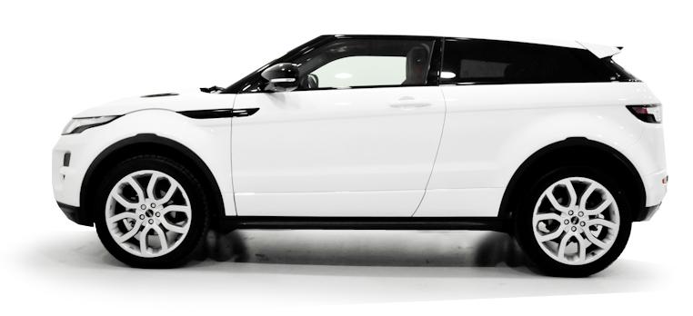top gear gives top vote for range rover evoque. Black Bedroom Furniture Sets. Home Design Ideas