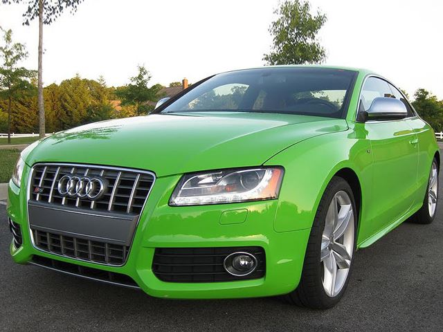 Green Is The Colour For Car Buyers