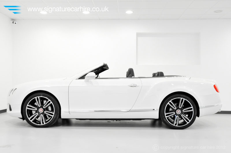 Official Pictures Of Our Brand New Bentley Continental Gtc V8