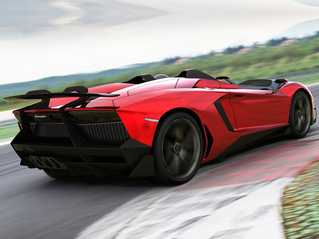Is A Special Edition Lambo Going To Geneva
