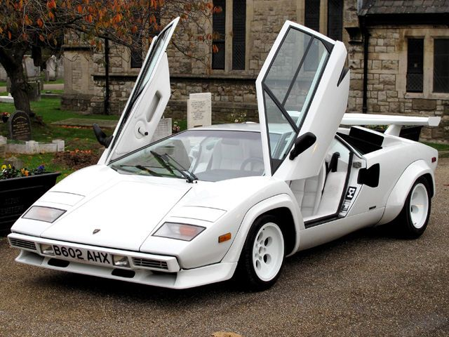 The Countach Unforgettable Icon Of Lamborghini