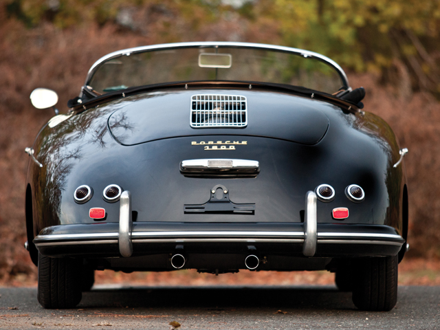 A Porsche 356 Speedster On Auction For Porsche Fans