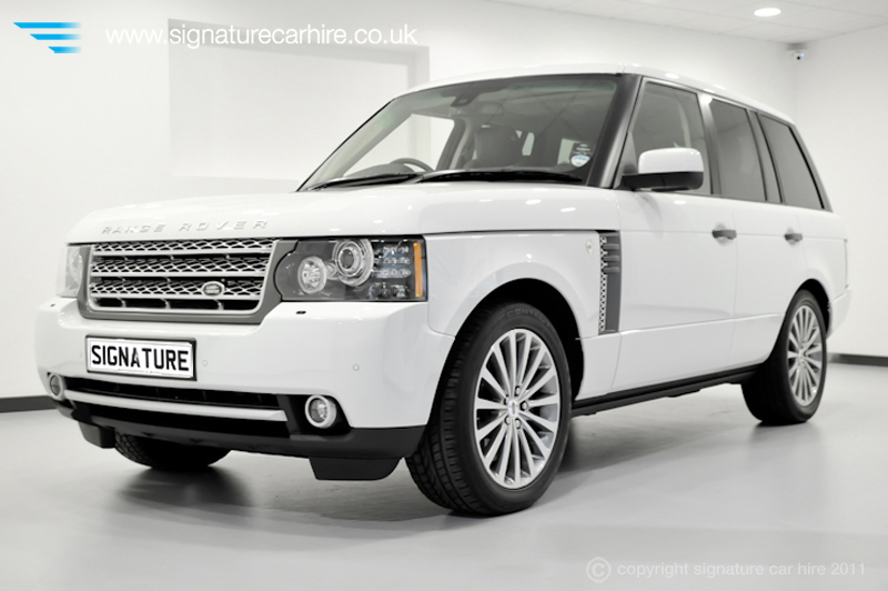 Special Editions Range Rovers Celebrate Anniversary