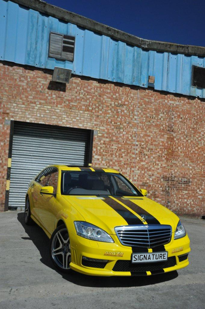 Mercedes S63 Amg Helps Gumball Rally Signature Car Hire