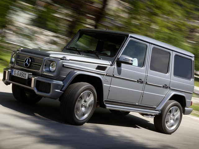 The most expensive suvs in the world for Expensive mercedes benz suv