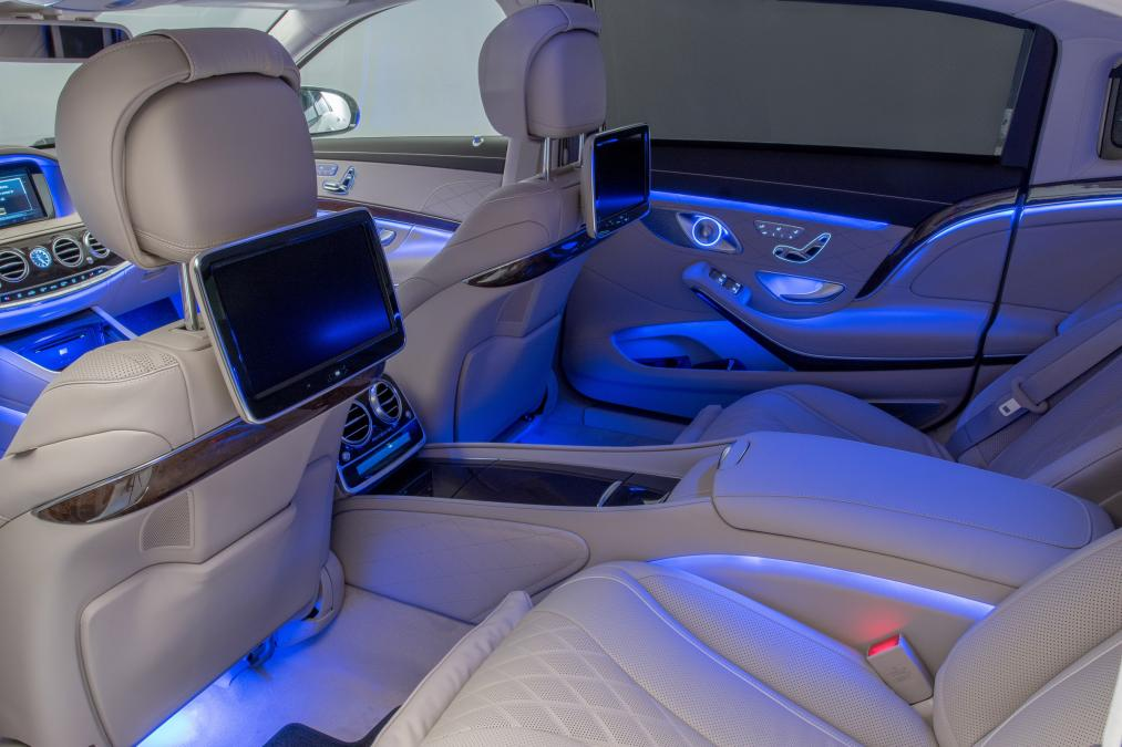 Mercedes Maybach S600 To Rival Rolls Royce And Bentley