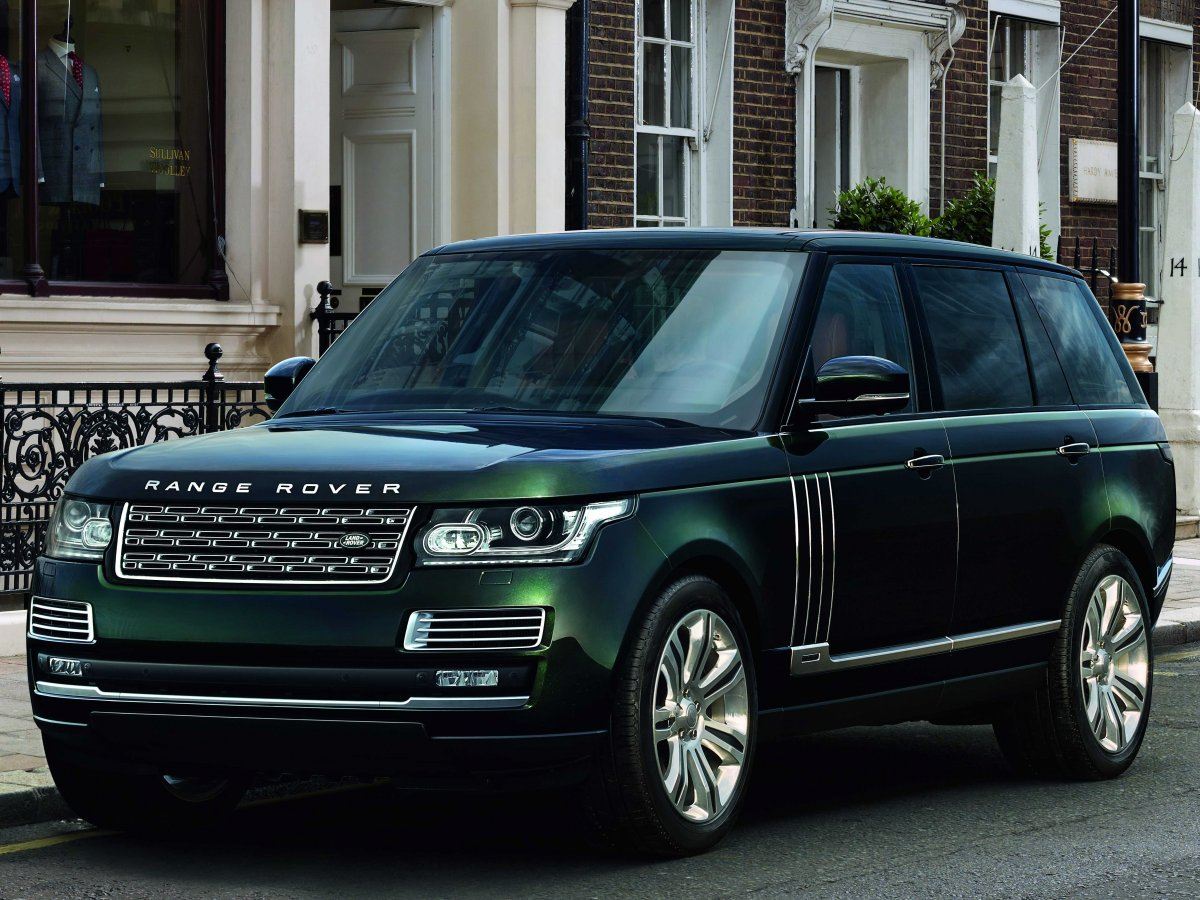 Range Rover Best Luxury Cars: Shoot Off In Style With Range Rover