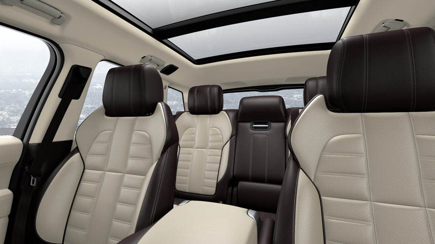 Land Rover Discovery Sport >> The All new Range Rover Sport Design