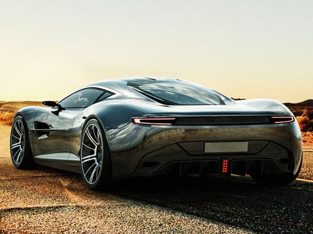 The Aston Martin DBC Concept - Aston martin dbc price