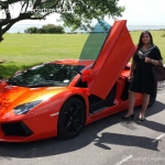 signature-car-hire-lamborghini-aventador-hire-beejal-outside