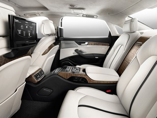 Audi A8 W12 >> The new W12 concept from Audi