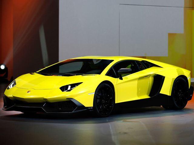 Lamborghini Veneno For Sale >> Lamborghini Aventador 50th Anniversary Celebration Model in Shanghai