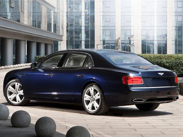 Four Door Coupe For Bentley