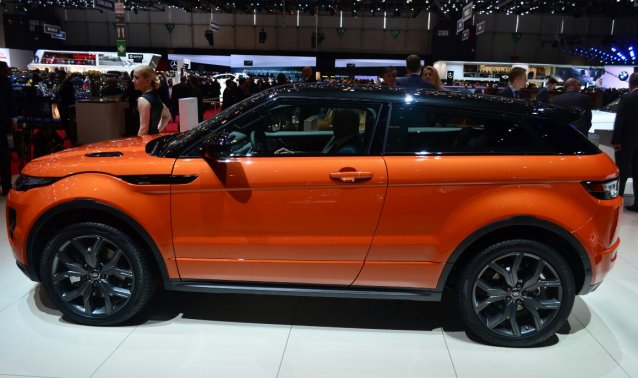 Evoque Autobiography Dynamic – Favourite Rental Car for ...