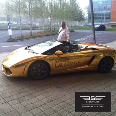 Signature Car Hire The Gold Standard