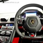 signature-car-hire-lamborghini-huracan-steering