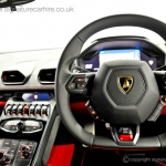 signature-car-hire-lamborghini-huracan-steering