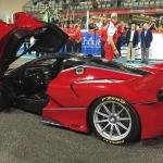 Ferrari-FXX-K-action
