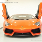 signature-car-hire-lamborghini-aventador-front-open-doors
