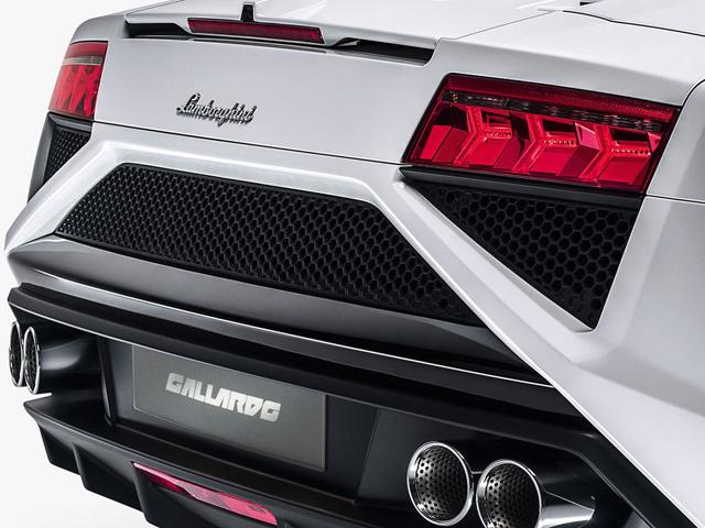 Lamborghini Gallardo Lp 560 4 Spyder Updated For 2013