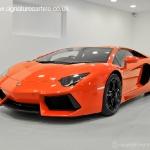 lamborghini-aventador-lp-700-side-front-orange