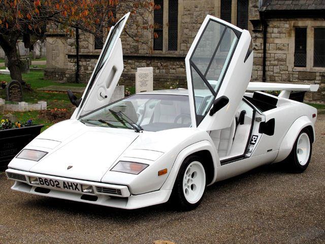 The Countach Unforgettable Icon Of Lamborghini