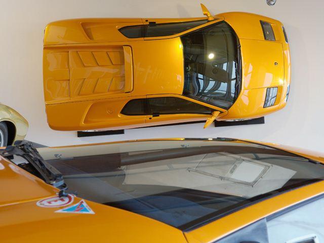 Is This Lamborghini Heaven