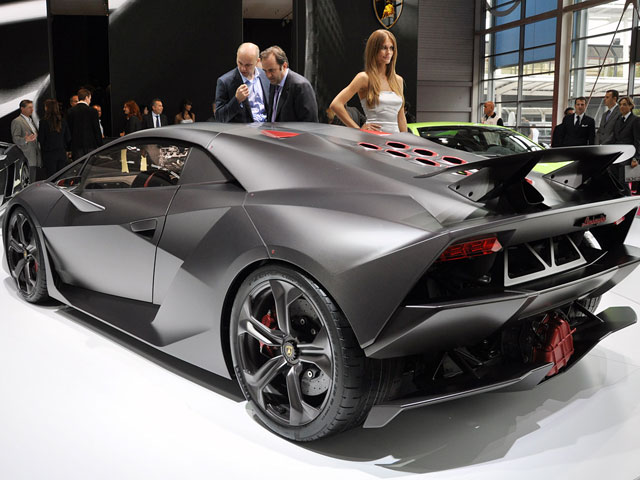 Lamborghini Sets the Rumour of New Models , Signature Car Hire