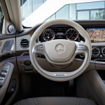 mercedes-benz-S-65-AMG-steering