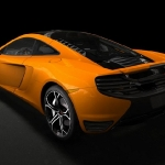 mclaren_mp4_rear_orange