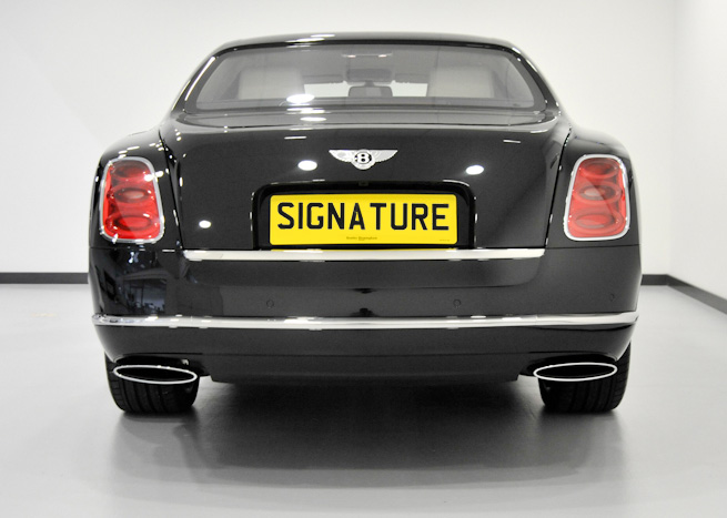 Bentley Mulsanne Ideal For Chauffeur Or Self Drive Hire
