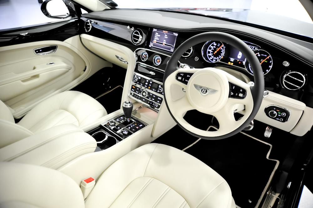 High Praise For The Bentley Mulsanne