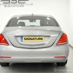 new-mercedes-s350-silver-back