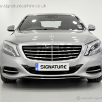 new-mercedes-s350-silver-front