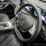 new-mercedes-s350-silver-steering-close