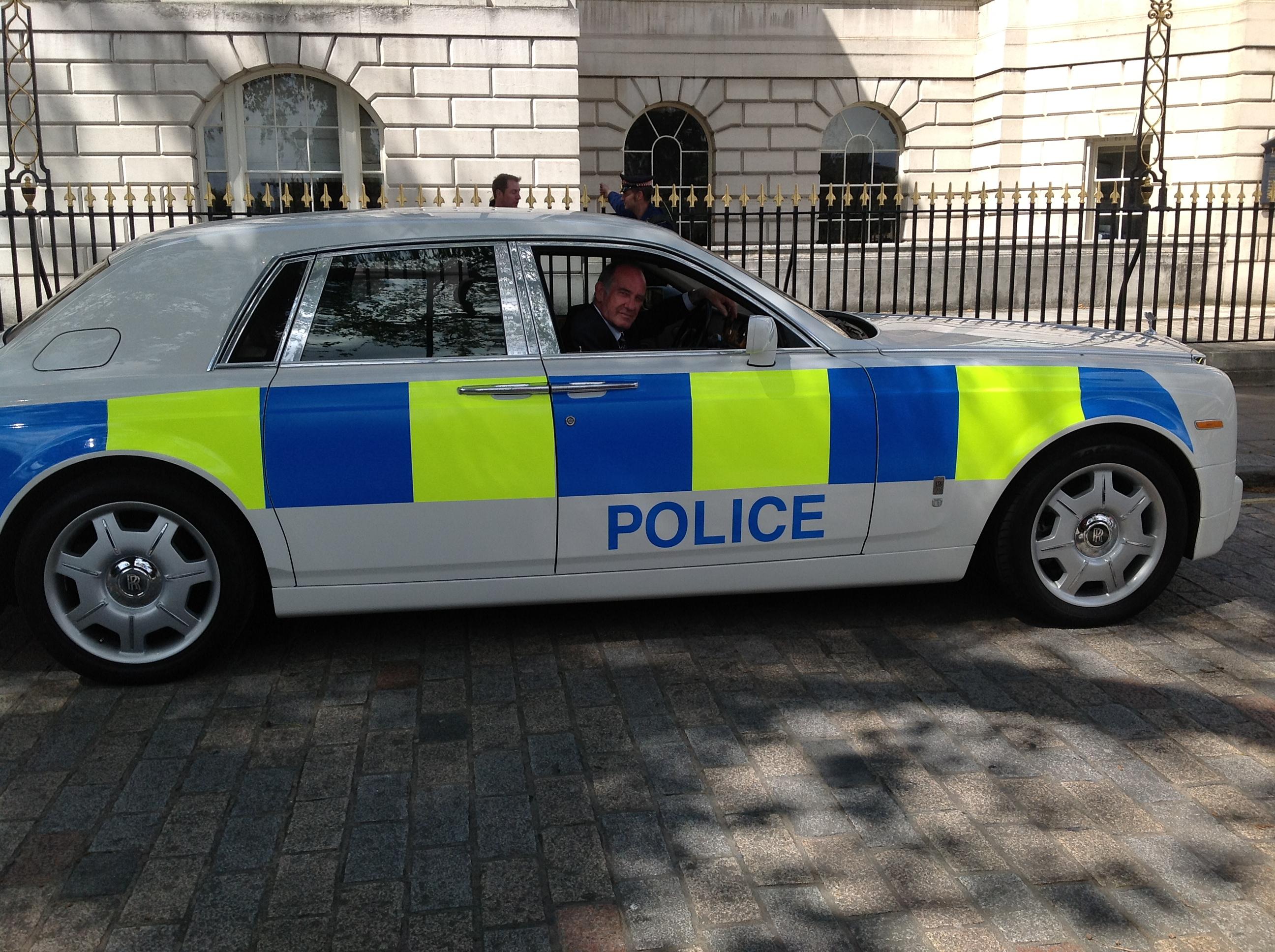 Signature Rolls Royce Phantom Has a Makeover for a new TV ...