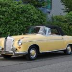 Mercedes-Benz-Classic-Car-Hire