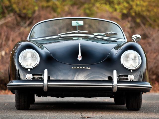 A Porsche 356 Speedster On Auction For Porsche Fans