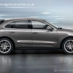 Signature-car-hire-porsche-macan-side