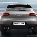 signature-car-hire-porsche-macan-back