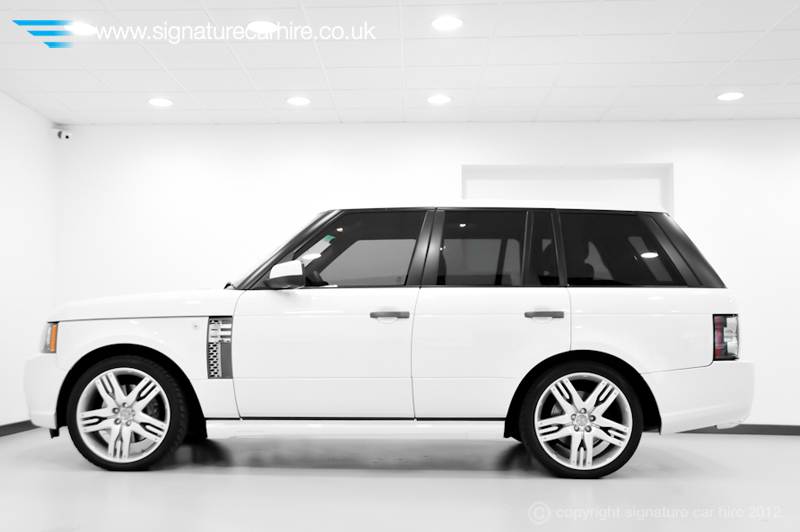 Official Pictures Of Our Range Rover Vogue 4 4 Tdv8