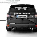 Range Rover Sport HSE Dynamic SDV6 Back