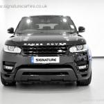 Range Rover Sport HSE Dynamic SDV6 front