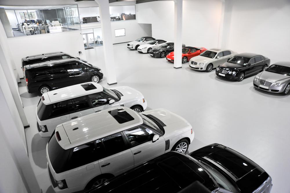Signature Car Hire S New Experience Centre