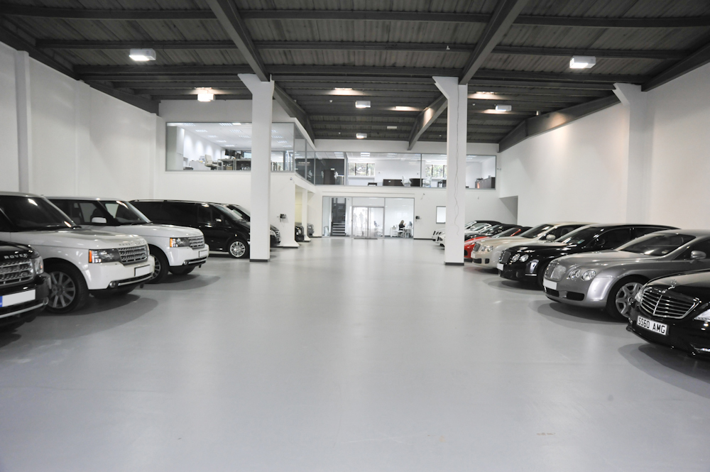Car Show Display Ideas >> Signature Car Hire's New Experience Centre