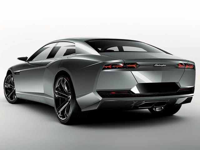 5 Rare Lamborghini Concept Cars
