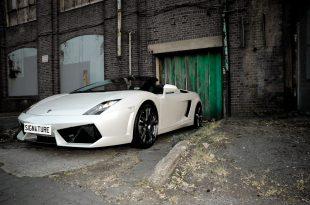 Lamborghini LP560-4 Gallardo Spyder