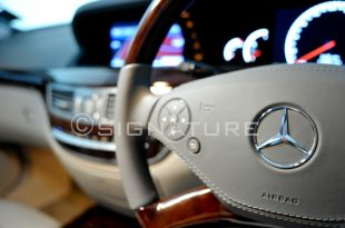 Interior S63 AMG